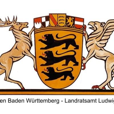 Landeswappen - Baden Württemberg