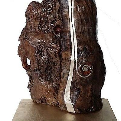 Holz - Skulptur